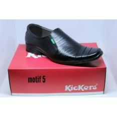 kickers - sepatu pantofel pria Kickers kerja dinas kantor resmi dimascollection_