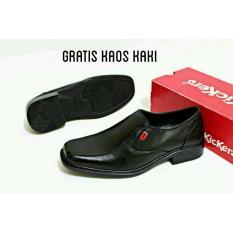 Sepatu Kickers Pantofel Pria / Sepatu Formal Pria / Sepatu Kulit Asli Murah