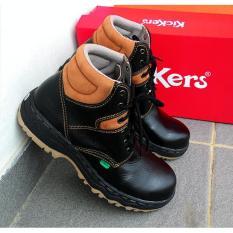 Kickers - Sepatu Safety Boots KICKERS 100% Asli Seperti Gambar