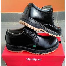 Sepatu Kickers - Sepatu Safety Low Boots Bams MURAH MERIAH
