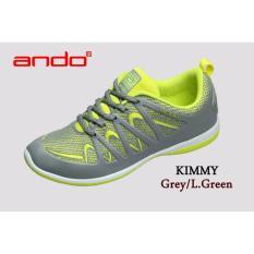 Toko Sepatu Kimmy Grey L Green Termurah