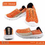 Beli Merlin Sepatu Anak Casual Slip On Import 005 Orange Kids Pakai Kartu Kredit