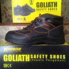 Sepatu Krisbow Safety Shoes Goliath 6 - O6jyjc