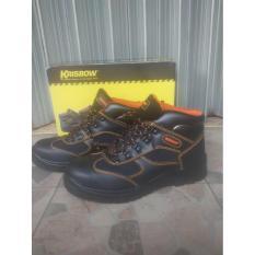 Sepatu Krisbow Safety Shoes Goliath 6 - Rc9bit