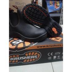 Sepatu Krusher Nevada/ Sepatu Safety/ Safety Shoes - Juovdp