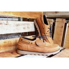 Beli Sepatu Kulit Boots Pria Bradleys Zapato Tan Sekelas Brodo Murah Jawa Barat