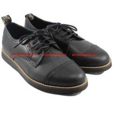 Harga Sepatu Kulit Bradleys Giemly Hitam Sepatu Pria Sekelas Brodo Dan Termurah Bradley S
