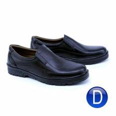 Beli Sepatu Kulit Kantor Formal Garsel Harga Grosir Cicilan