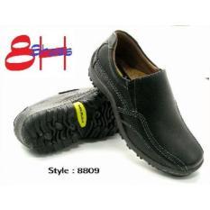 Sepatu Kulit Pakalolo Boots 8809 - Ecxxlp