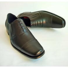 Sepatu Kulit Pierre Cardin Pantofel D-009 - Lgozlb