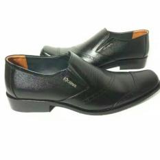 Sepatu Kulit Pria Diskon Akhir Tahun