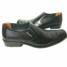 Diskon Sepatu Kulit Pria Sepatu Pantofel South Sumatra