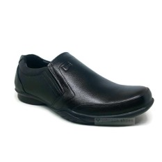 Sepatu Kulit Pria GATS GI - 7202 BLACK 58ab91b37a
