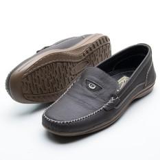 Spesifikasi Sepatu Kulit Pria Model Santai 100 Kulit Asli Cd 08 Ht Baru