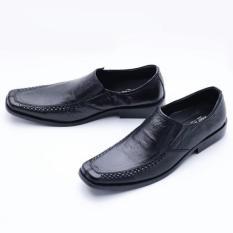 Sepatu Kulit Pria Pantofel Formal Kerja Kantor Anti Slip Murah 509 . 8b439807ed