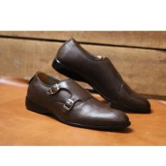 Rp 306.000. Sepatu Kulit Pria pantopel dinas casual / Sepatu Pantofel / Sepatu Formal ...