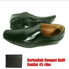 Kualitas Sepatu Kulit Pria Sepatu Kulit Kickers Pria Modern Sepatu Pantofel