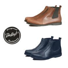 Sepatu kulit pria/ sepatu pria elagos ori bradleys sekelas brodo / sepatu boots pria termurah