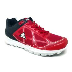 Sepatu Lari Laki 2BEAT - Spyder M Merah / Putih / Hitam