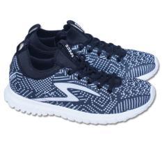 Sepatu Lari Specs Africa - Black White