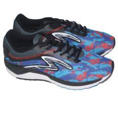Sepatu Lari Specs Dual Stamina - Cirrus Blue