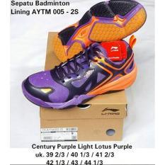 Sepatu Lining AYTM005-2S BADMINTON SHOES MURAH DISKON OBRAL SALE JUAL PERLENGKAPAN BULUTANGKIS ADHA SPORT