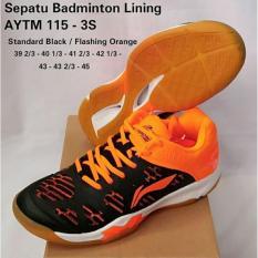 Sepatu Lining AYTM115-3S BADMINTON SHOES MURAH DISKON OBRAL SALE JUAL PERLENGKAPAN BULUTANGKIS ADHA SPORT