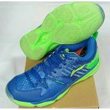 Sepatu Lining Training Aytm113 Badminton Shoes Bulutangkis Adha Sport Lining Diskon 50