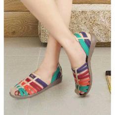 Jual Sepatu Loafers Wanita Mulan Bcn1054 Mulan Online