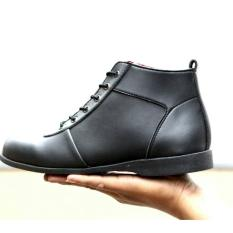 Harga Sepatu Made Brodo Casual Pria Made Itadaku Hitam Murah