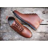 Jual Sepatu Made Brodo Casual Pria Made Yatbushi Coklat Original