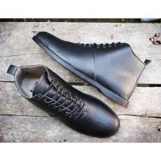 Harga Sepatu Made Brodo Casual Pria Made Yatbushi Hitam Termahal