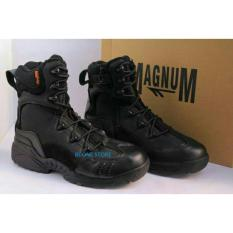 Jual Sepatu Magnum Elite Spider 8 1 Import Black Magnum Boot Branded