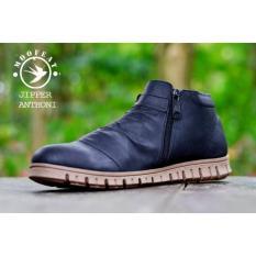 Review Sepatu Moofeat Jipper Anthony Di Banten