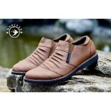 Iklan Sepatu Moofeat Low Boots Wrinkle Leather