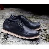 Jual Sepatu Mr Joe Original Sepatu Boots Pria Mr Joe Trantula Hitam Branded