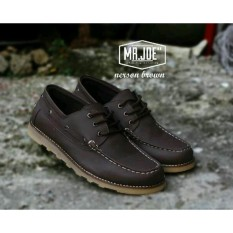 Sepatu MR.JOE Nerson Original Low Boots Zapato Leather