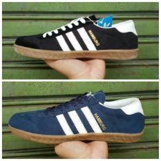 Sepatu Murah Adidas Hamburg New Sol Gum Pria - Tm6bd3
