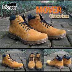 Sepatu Murah / Best Seller / Sepatu Pioneer Mover Chocotan Size 40-44 - Qbqize