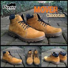 Sepatu Murah / Best Seller / Sepatu Pioneer Mover Chocotan Size 40-44 - Yjcfyt