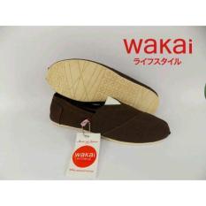 Sepatu Murah Pria Wakai Slop Original Vietnam# 14 - 75579B