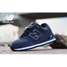 Sepatu NB 574 Encap Casual Sneakers Pria 4 Warna
