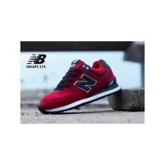 Sepatu NB 574 Encap Casual Sneakers Pria 5 Warna