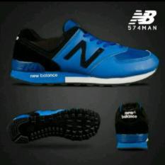Sepatu NB 574 Pria Sport Olahraga Lari Running Jogging Casual