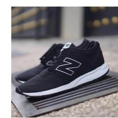 Sepatu NB Fashion sneakers NB - Pria Dan Wanita - 100% import sepatu olahraga fitness lari jogging sport zumba kebugaran sehat murah - REAL PICT - 100% import - COD (BISA BAYAR DI TEMPAT)
