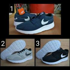 Sepatu Nike Running Sport / Badminton Jogging / Gym Volly Obral Murah - 5Ixolv