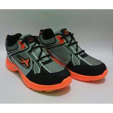 Promo Amelia Olshop Pro Att Sepatu Sport Sepatu Olahraga Pro Att Original Orange Silver Jawa Timur