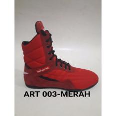 Jual Sepatu One More Art 003 Merah One More Branded