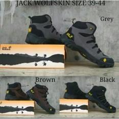 Sepatu Outdoor - Sepatu Tracking - Sepatu Gunung - Sepatu Hiking - Sepatu Proyek - Sepatu Jack Wolfskin - Karrimor - SNTA
