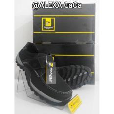 Sepatu Pakalolo 6215 Black Size 38-43 - Ustd2r